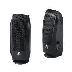 Zvočniki Logitech 2.0 S120, Stereo Črni