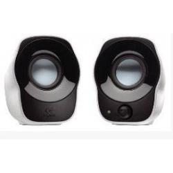 """Zvočniki Logitech 2.0 Z120, USB + 3,5"""" Stereo za notesnike"""