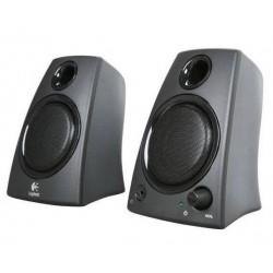 Zvočniki Logitech 2.0 Z130 5W črni