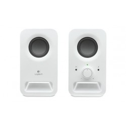 Zvočniki Logitech 2.0 Z150 3W Beli