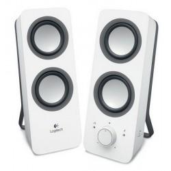 Zvočniki Logitech 2.0 Z200 5W beli