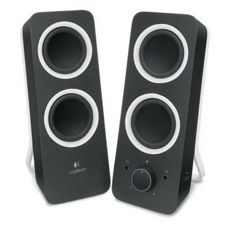 Zvočniki Logitech 2.0 Z200 5W črni