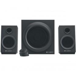 Zvočniki Logitech 2.1 Z333 40W črni