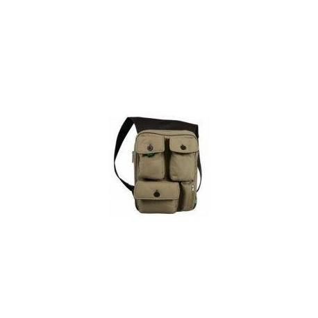 "Torbica PORT INDIANA 11,6"",Trendy torbica pušcavske barve za prosti cas, tablico (135050)"