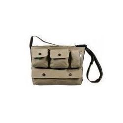 """Torbica PORT INDIANA 13,3"""",trendy pušcavsko rjave barve za prosti cas in tablico (160050)"""