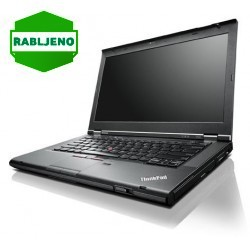 notebook Lenovo ThinkPad T430 i5 HD W7p