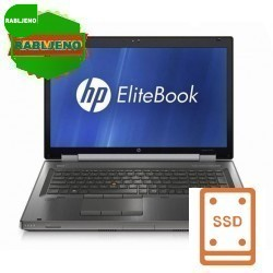 notebook HP EliteBook 8770W i7Q K3000