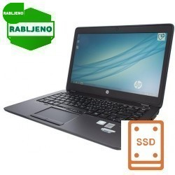 notebook HP ZBook 14 i7 8/256 SSD W8p