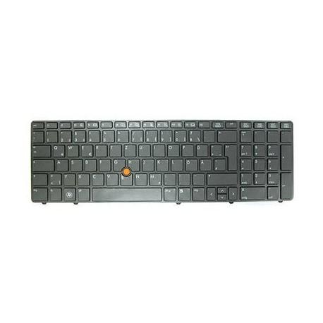 tipkovnica za prenosnik HP 8570w/8560w ENG