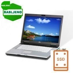 notebook Fujitsu LifeBook E8310 C2D T7300 2/80 s serijskim portom - rabljen