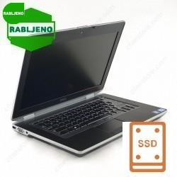 notebook DELL Latitude E6430 i3 4/320 Win7pro - rabljen
