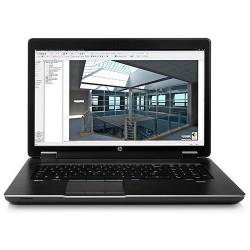 Prenosnik HP Z-Book 17 G2 i7-4710MQ 8GB/1TB, K1, DOS