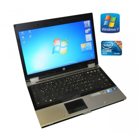 notebook HP EliteBook 8440 i5 4/250 - rabljen