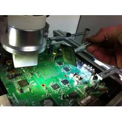 popravilo matične plošče za prenosnik