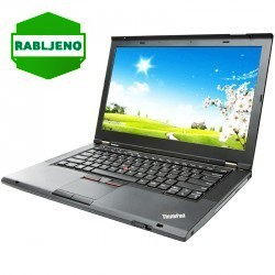 notebook Lenovo ThinkPad T430 HD+ i5 4/500 Win7pro