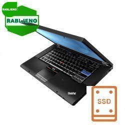 notebook Lenovo ThinkPad W510 i7 FHD 4/320 FX880 Win7pro