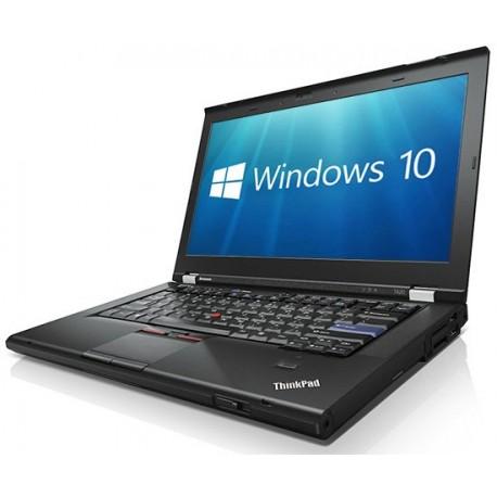 notebook Lenovo ThinkPad T420 i5 4/160 Win7pro rabljen