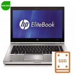 notebook HP EliteBook 8460p i5 4/250  Win7pro - 6 mes.garancije! - rabljen