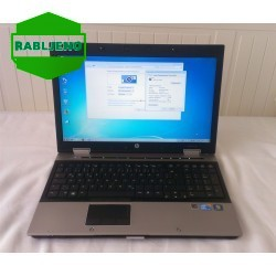 notebook HP EliteBook 8540p i5 4/250 HD+ 3G Win7Home