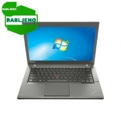 notebook Lenovo ThinkPad T440 i7 12/256SSD W8p touch rabljen