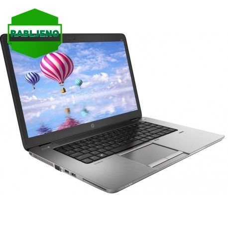 notebook HP EliteBook 850 G1 i5 FHD 8/240 SSD- rabljen