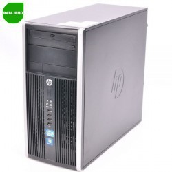 računalnik HP 6200 MT i3 4/500 W10pro 1y
