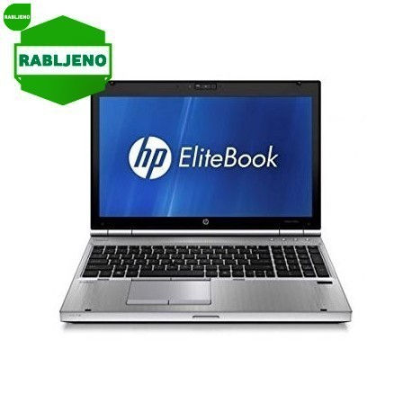 prenosnik HP EliteBook 8560p i5 SSD W10p