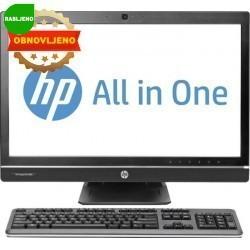 računalnik HP AIO Elite 8200 i3 W10pro