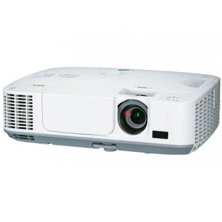 projektor NEC M361X rabljen, žarnica 840ur
