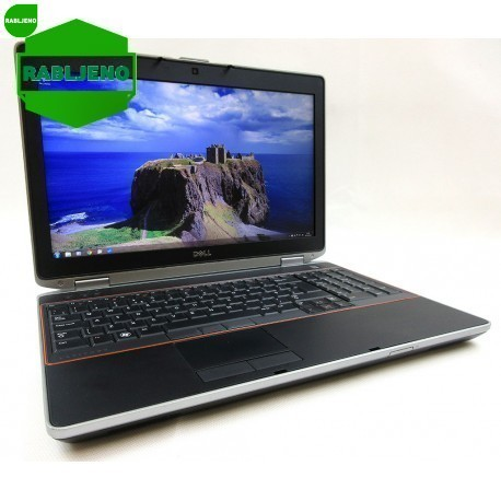 notebook DELL Latitude E6530 i7 - rabljen