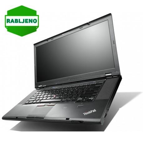 notebook Lenovo ThinkPad T530 i5 4/320 Win7pro nov!