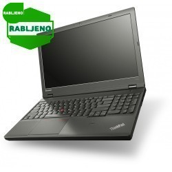 notebook Lenovo ThinkPad T540 FHD i7Q 8/256 W7pro