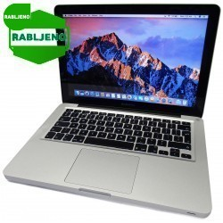 prenosnik Apple MacBook PRO 9.2 i5 13,3 rabljen