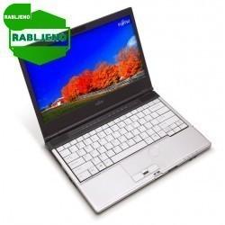 notebook Fujitsu LifeBook S760 i7 4/320 Win7p rabljen