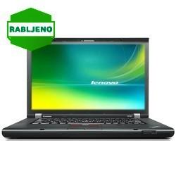 notebook Lenovo ThinkPad W530 i7Q 16/500 K1000 Win7pro