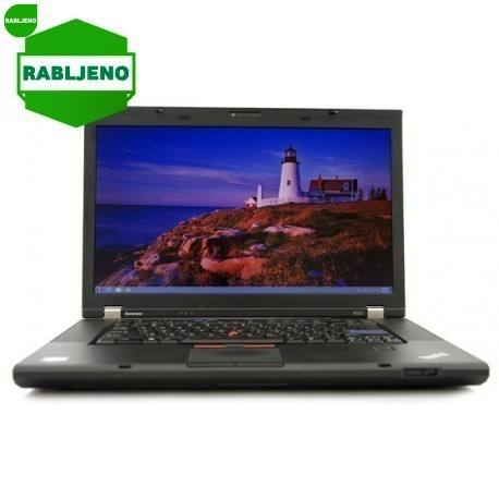 notebook Lenovo ThinkPad W520 i7 FHD 4/320 Q1000 Win7pro