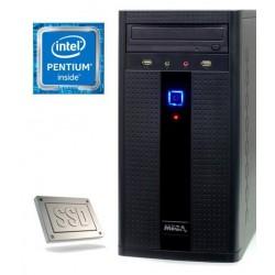 Računalnik MEGA 2000 Pentium-G4400/4GB/SSD120GB/HD-510 Grafika