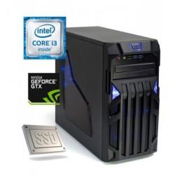 Računalnik MEGA 2000 Gaming - i3-7100 /8GB/SSD275GB/GTX750Ti-2GB/ Win10/Off365