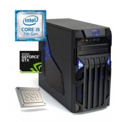 Računalnik MEGA 2000 Gaming - i5-6400 /8GB/SSD275GB/GTX750Ti-2GB/ Win10/Off365