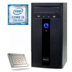 Računalnik MEGA 2000 i3-7100/4GB/SSD240GB/HD-630 Grafika
