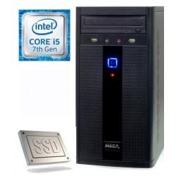 Računalnik MEGA 2000 i5-7400/4GB/SSD240GB/HD-630