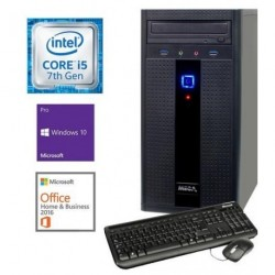Računalnik MEGA 2000 i5-7400/8GB/SSD240GB/HD-630/Win10Pro/OfficeH&B