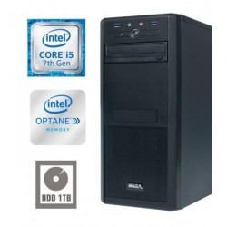 Računalnik MEGA 4000 i5-7400/8GB/Optane 16GB+1TB/HD-630