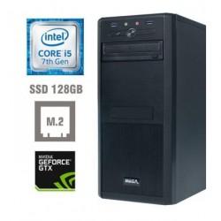 Računalnik MEGA 4000 i5-7400/8GB/SSD120GB/1TB/GT1030-2GB