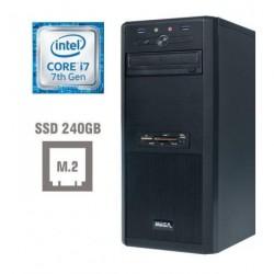 Računalnik MEGA 4000 i7-7700/8GB/SSD256GB/HD630