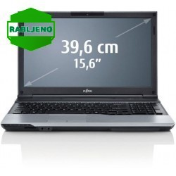 prenosnik Fujitsu LifeBook E752 i3 4/128 SSD W8p
