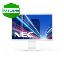monitor NEC IPS LED monitor MultiSync EA244WMi, bel