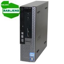 računalnik Dell OptiPlex 7010 USFF i3 W8pro rabljen