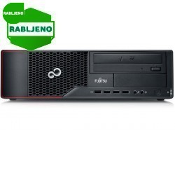 računalnik Fujitsu Esprimo E710 E90+ Win7pro - rabljeno