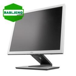 """monitor 19"""" LCD monitor Fjitsu P19-5P, pivot, rabljen"""